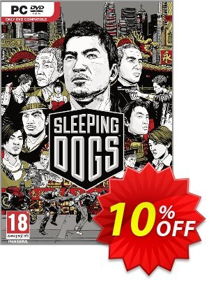 Sleeping Dogs (PC) discount coupon Sleeping Dogs (PC) Deal 2021 CDkeys - Sleeping Dogs (PC) Exclusive Sale offer for iVoicesoft