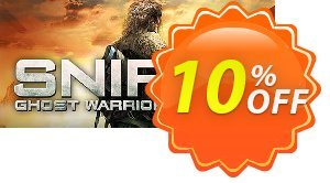 Sniper Ghost Warrior PC discount coupon Sniper Ghost Warrior PC Deal 2021 CDkeys - Sniper Ghost Warrior PC Exclusive Sale offer for iVoicesoft