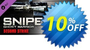 Sniper Ghost Warrior  Second Strike PC discount coupon Sniper Ghost Warrior  Second Strike PC Deal 2021 CDkeys - Sniper Ghost Warrior  Second Strike PC Exclusive Sale offer for iVoicesoft