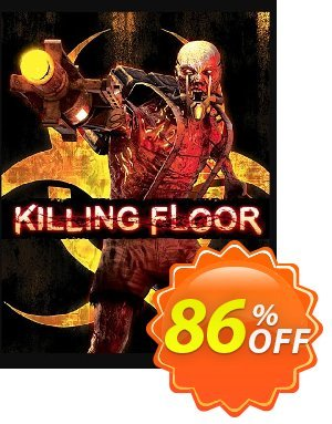 Killing Floor PC discount coupon Killing Floor PC Deal - Killing Floor PC Exclusive offer for iVoicesoft
