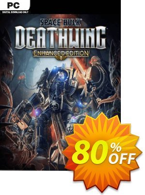 Space Hulk: Deathwing - Enhanced Edition PC discount coupon Space Hulk: Deathwing - Enhanced Edition PC Deal 2021 CDkeys - Space Hulk: Deathwing - Enhanced Edition PC Exclusive Sale offer for iVoicesoft