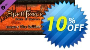 SpellForce 2  Faith in Destiny Scenario 2 The Golden Fool PC discount coupon SpellForce 2  Faith in Destiny Scenario 2 The Golden Fool PC Deal 2021 CDkeys - SpellForce 2  Faith in Destiny Scenario 2 The Golden Fool PC Exclusive Sale offer for iVoicesoft
