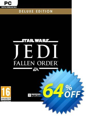 Star Wars Jedi: Fallen Order Deluxe Edition PC discount coupon Star Wars Jedi: Fallen Order Deluxe Edition PC Deal 2021 CDkeys - Star Wars Jedi: Fallen Order Deluxe Edition PC Exclusive Sale offer for iVoicesoft