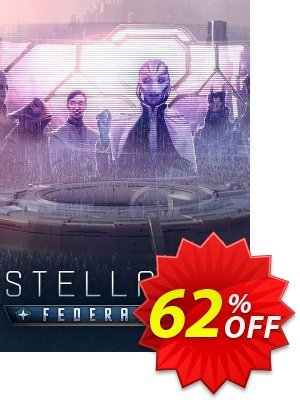 Stellaris: Federations PC discount coupon Stellaris: Federations PC Deal 2021 CDkeys - Stellaris: Federations PC Exclusive Sale offer for iVoicesoft