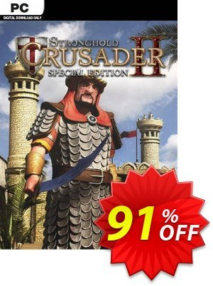 Stronghold Crusader 2: Special Edition PC discount coupon Stronghold Crusader 2: Special Edition PC Deal 2021 CDkeys - Stronghold Crusader 2: Special Edition PC Exclusive Sale offer for iVoicesoft