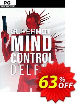 SUPERHOT: MIND CONTROL DELETE PC discount coupon SUPERHOT: MIND CONTROL DELETE PC Deal 2021 CDkeys - SUPERHOT: MIND CONTROL DELETE PC Exclusive Sale offer for iVoicesoft