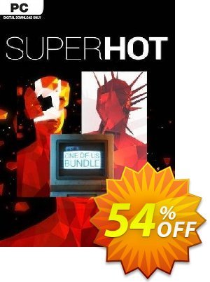 SUPERHOT ONE OF US BUNDLE PC discount coupon SUPERHOT ONE OF US BUNDLE PC Deal 2021 CDkeys - SUPERHOT ONE OF US BUNDLE PC Exclusive Sale offer for iVoicesoft