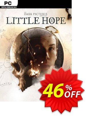 The Dark Pictures Anthology: Little Hope PC discount coupon The Dark Pictures Anthology: Little Hope PC Deal 2021 CDkeys - The Dark Pictures Anthology: Little Hope PC Exclusive Sale offer for iVoicesoft