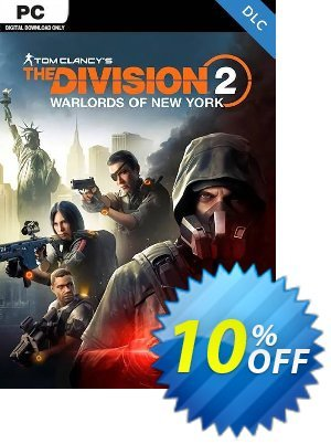 The Division 2 PC: Warlords of New York PC discount coupon The Division 2 PC: Warlords of New York PC Deal 2021 CDkeys - The Division 2 PC: Warlords of New York PC Exclusive Sale offer for iVoicesoft