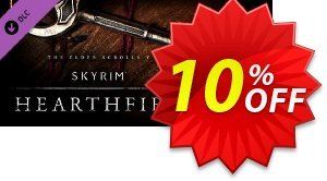 The Elder Scrolls V Skyrim  Hearthfire PC discount coupon The Elder Scrolls V Skyrim  Hearthfire PC Deal 2021 CDkeys - The Elder Scrolls V Skyrim  Hearthfire PC Exclusive Sale offer for iVoicesoft