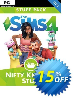 The Sims 4 - Nifty Knitting Stuff Pack PC - DLC discount coupon The Sims 4 - Nifty Knitting Stuff Pack PC - DLC Deal 2021 CDkeys - The Sims 4 - Nifty Knitting Stuff Pack PC - DLC Exclusive Sale offer for iVoicesoft
