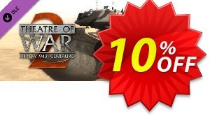 Theatre of War 2 Centauro PC discount coupon Theatre of War 2 Centauro PC Deal 2021 CDkeys - Theatre of War 2 Centauro PC Exclusive Sale offer for iVoicesoft