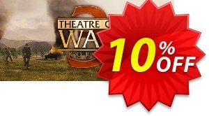 Theatre of War 3 Korea PC discount coupon Theatre of War 3 Korea PC Deal 2021 CDkeys - Theatre of War 3 Korea PC Exclusive Sale offer for iVoicesoft