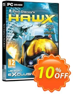 Tom Clancy's H.A.W.X (PC) discount coupon Tom Clancy's H.A.W.X (PC) Deal 2021 CDkeys - Tom Clancy's H.A.W.X (PC) Exclusive Sale offer for iVoicesoft