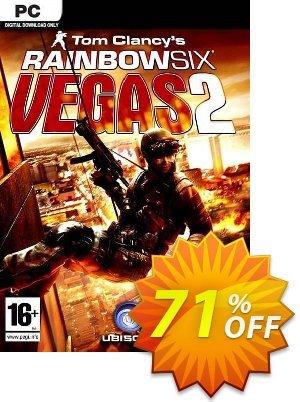 Tom Clancy's Rainbow Six Vegas 2 PC (EU) discount coupon Tom Clancy's Rainbow Six Vegas 2 PC (EU) Deal 2021 CDkeys - Tom Clancy's Rainbow Six Vegas 2 PC (EU) Exclusive Sale offer for iVoicesoft