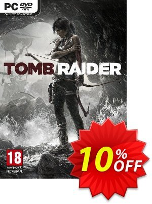 Tomb Raider: Survival Edition (PC) discount coupon Tomb Raider: Survival Edition (PC) Deal 2021 CDkeys - Tomb Raider: Survival Edition (PC) Exclusive Sale offer for iVoicesoft