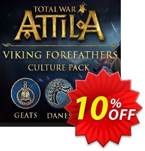 Total War: Attila - Viking Forefathers Culture Pack DLC PC discount coupon Total War: Attila - Viking Forefathers Culture Pack DLC PC Deal 2021 CDkeys - Total War: Attila - Viking Forefathers Culture Pack DLC PC Exclusive Sale offer for iVoicesoft