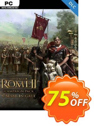 Total War: ROME II  - Caesar in Gaul Campaign Pack PC-DLC discount coupon Total War: ROME II  - Caesar in Gaul Campaign Pack PC-DLC Deal 2021 CDkeys - Total War: ROME II  - Caesar in Gaul Campaign Pack PC-DLC Exclusive Sale offer for iVoicesoft