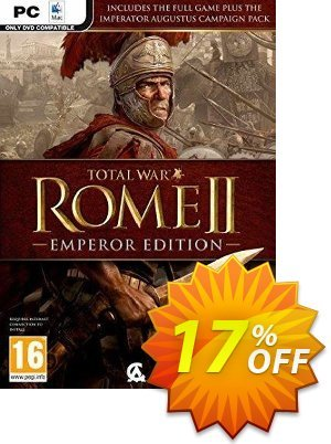 Total War Rome II 2 - Emperors Edition PC discount coupon Total War Rome II 2 - Emperors Edition PC Deal 2021 CDkeys - Total War Rome II 2 - Emperors Edition PC Exclusive Sale offer for iVoicesoft