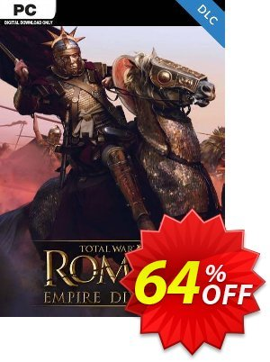 Total War: ROME II  - Empire Divided Campaign Pack (EU) discount coupon Total War: ROME II  - Empire Divided Campaign Pack (EU) Deal 2021 CDkeys - Total War: ROME II  - Empire Divided Campaign Pack (EU) Exclusive Sale offer for iVoicesoft