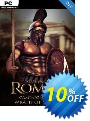 Total War: ROME II - Wrath of Sparta Campaign Pack PC - DLC (EU) discount coupon Total War: ROME II - Wrath of Sparta Campaign Pack PC - DLC (EU) Deal 2021 CDkeys - Total War: ROME II - Wrath of Sparta Campaign Pack PC - DLC (EU) Exclusive Sale offer for iVoicesoft
