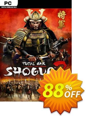 Total War: Shogun 2 PC (WW) discount coupon Total War: Shogun 2 PC (WW) Deal 2021 CDkeys - Total War: Shogun 2 PC (WW) Exclusive Sale offer for iVoicesoft