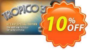 Tropico 3 PC discount coupon Tropico 3 PC Deal 2021 CDkeys - Tropico 3 PC Exclusive Sale offer for iVoicesoft