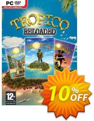 Tropico Reloaded (PC) discount coupon Tropico Reloaded (PC) Deal 2021 CDkeys - Tropico Reloaded (PC) Exclusive Sale offer for iVoicesoft