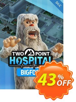 Two Point Hospital - Bigfoot PC (ROW) discount coupon Two Point Hospital - Bigfoot PC (ROW) Deal 2021 CDkeys - Two Point Hospital - Bigfoot PC (ROW) Exclusive Sale offer for iVoicesoft