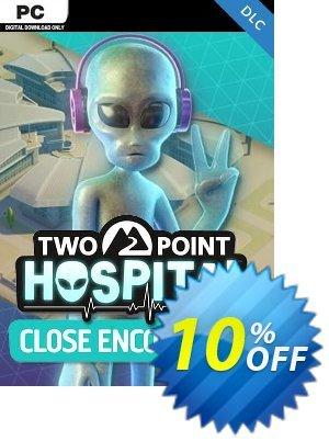 Two Point Hospital PC - Close Encounters DLC (EU) discount coupon Two Point Hospital PC - Close Encounters DLC (EU) Deal 2021 CDkeys - Two Point Hospital PC - Close Encounters DLC (EU) Exclusive Sale offer for iVoicesoft