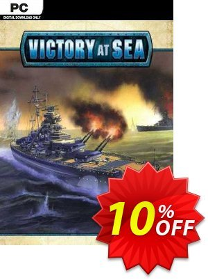 Victory At Sea PC discount coupon Victory At Sea PC Deal 2021 CDkeys - Victory At Sea PC Exclusive Sale offer for iVoicesoft