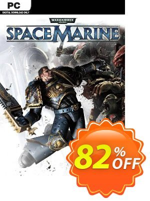 Warhammer 40,000: Space Marine PC discount coupon Warhammer 40,000: Space Marine PC Deal 2021 CDkeys - Warhammer 40,000: Space Marine PC Exclusive Sale offer for iVoicesoft