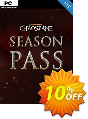 Warhammer: Chaosbane - Season Pass PC-DLC discount coupon Warhammer: Chaosbane - Season Pass PC-DLC Deal 2021 CDkeys - Warhammer: Chaosbane - Season Pass PC-DLC Exclusive Sale offer for iVoicesoft