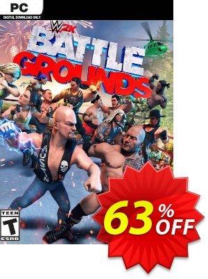 WWE 2K Battlegrounds PC (EU) discount coupon WWE 2K Battlegrounds PC (EU) Deal 2021 CDkeys - WWE 2K Battlegrounds PC (EU) Exclusive Sale offer for iVoicesoft
