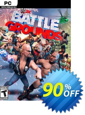 WWE 2K Battlegrounds PC 優惠券,折扣碼 WWE 2K Battlegrounds PC Deal 2021 CDkeys,促銷代碼: WWE 2K Battlegrounds PC Exclusive Sale offer for iVoicesoft