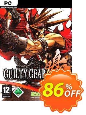 Guilty Gear Isuka PC (EN) discount coupon Guilty Gear Isuka PC (EN) Deal 2021 CDkeys - Guilty Gear Isuka PC (EN) Exclusive Sale offer for iVoicesoft