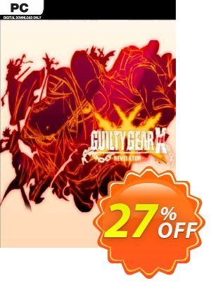Guilty Gear Xrd -Revelator- Deluxe Edition PC discount coupon Guilty Gear Xrd -Revelator- Deluxe Edition PC Deal 2021 CDkeys - Guilty Gear Xrd -Revelator- Deluxe Edition PC Exclusive Sale offer for iVoicesoft