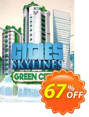 Cities Skylines PC - Green Cities DLC discount coupon Cities Skylines PC - Green Cities DLC Deal - Cities Skylines PC - Green Cities DLC Exclusive offer for iVoicesoft
