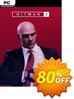 Hitman 2 PC discount coupon Hitman 2 PC Deal 2021 CDkeys - Hitman 2 PC Exclusive Sale offer for iVoicesoft