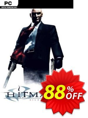 Hitman 2: Silent Assassin PC discount coupon Hitman 2: Silent Assassin PC Deal 2021 CDkeys - Hitman 2: Silent Assassin PC Exclusive Sale offer for iVoicesoft
