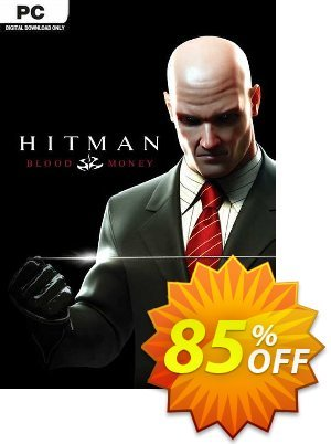 Hitman: Blood Money PC discount coupon Hitman: Blood Money PC Deal 2021 CDkeys - Hitman: Blood Money PC Exclusive Sale offer for iVoicesoft