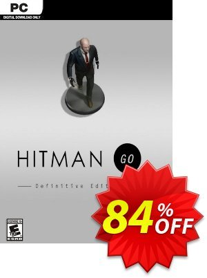 Hitman GO - Definitive Edition PC discount coupon Hitman GO - Definitive Edition PC Deal 2021 CDkeys - Hitman GO - Definitive Edition PC Exclusive Sale offer for iVoicesoft