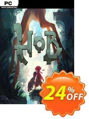 Hob PC 優惠券,折扣碼 Hob PC Deal 2021 CDkeys,促銷代碼: Hob PC Exclusive Sale offer for iVoicesoft