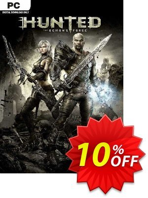 Hunted The Demon's Forge PC discount coupon Hunted The Demon's Forge PC Deal 2021 CDkeys - Hunted The Demon's Forge PC Exclusive Sale offer for iVoicesoft