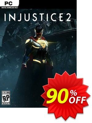 Injustice 2 PC (EU) discount coupon Injustice 2 PC (EU) Deal 2021 CDkeys - Injustice 2 PC (EU) Exclusive Sale offer for iVoicesoft