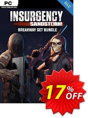 Insurgency: Sandstorm - Breakaway Set Bundle PC - DLC discount coupon Insurgency: Sandstorm - Breakaway Set Bundle PC - DLC Deal 2021 CDkeys - Insurgency: Sandstorm - Breakaway Set Bundle PC - DLC Exclusive Sale offer for iVoicesoft