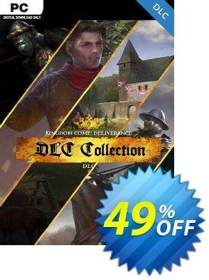 Kingdom Come Deliverance - Royal DLC Package PC discount coupon Kingdom Come Deliverance - Royal DLC Package PC Deal 2021 CDkeys - Kingdom Come Deliverance - Royal DLC Package PC Exclusive Sale offer for iVoicesoft