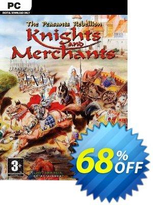 Knights and Merchants PC 優惠券,折扣碼 Knights and Merchants PC Deal 2021 CDkeys,促銷代碼: Knights and Merchants PC Exclusive Sale offer for iVoicesoft
