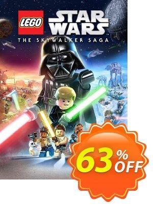 LEGO Star Wars: The Skywalker Saga PC discount coupon LEGO Star Wars: The Skywalker Saga PC Deal 2021 CDkeys - LEGO Star Wars: The Skywalker Saga PC Exclusive Sale offer for iVoicesoft