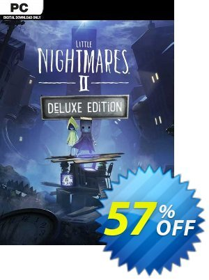 Little Nightmares II Deluxe Edition PC discount coupon Little Nightmares II Deluxe Edition PC Deal 2021 CDkeys - Little Nightmares II Deluxe Edition PC Exclusive Sale offer for iVoicesoft